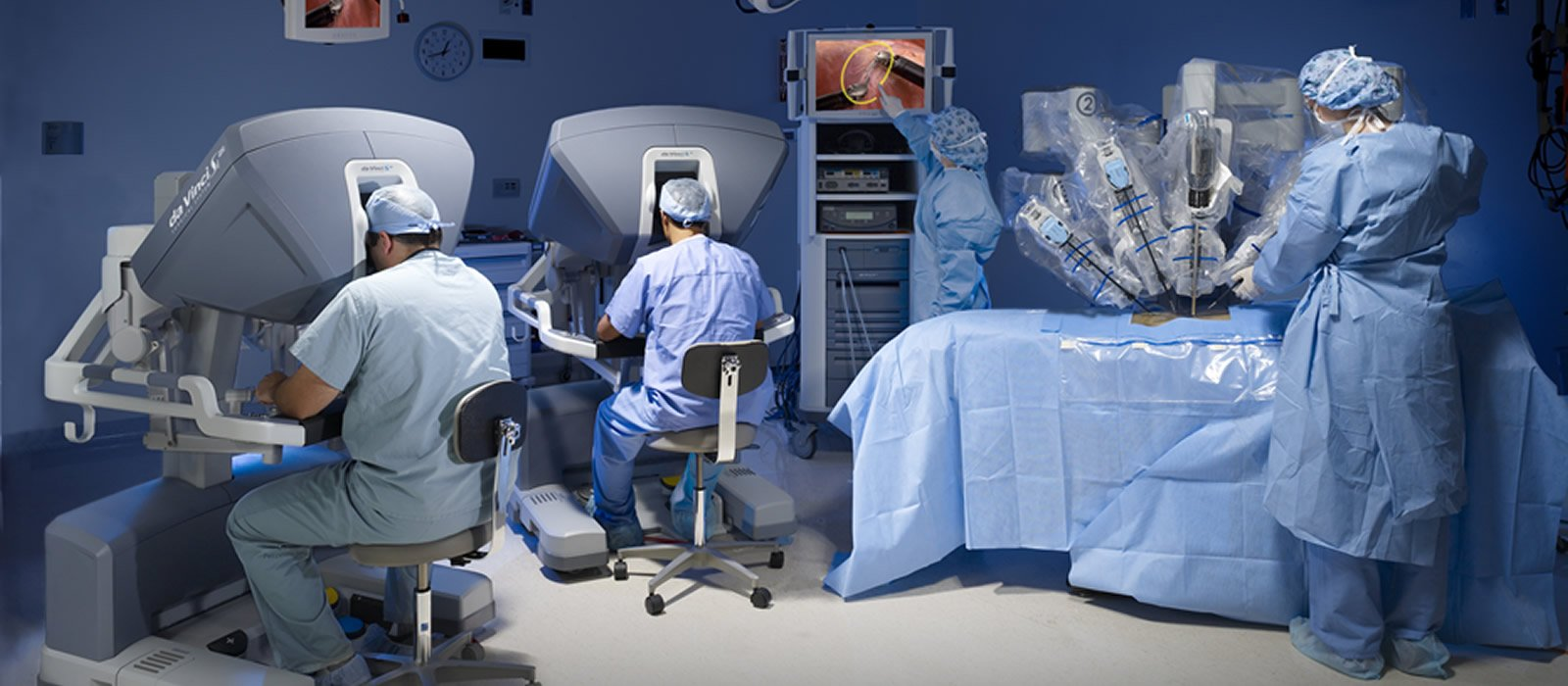 Robotic Surgery Operations